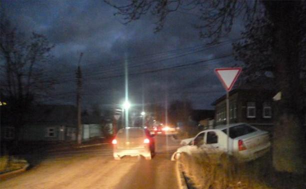 17-летний подросток на Renault Sandero попал в ДТП и скрылся с места происшествия