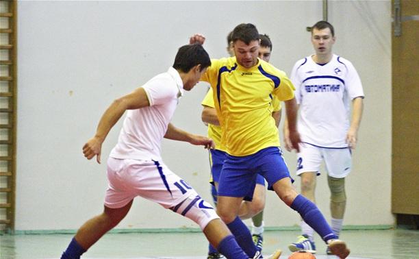 Град мячей в Тульских лигах любителей футбола