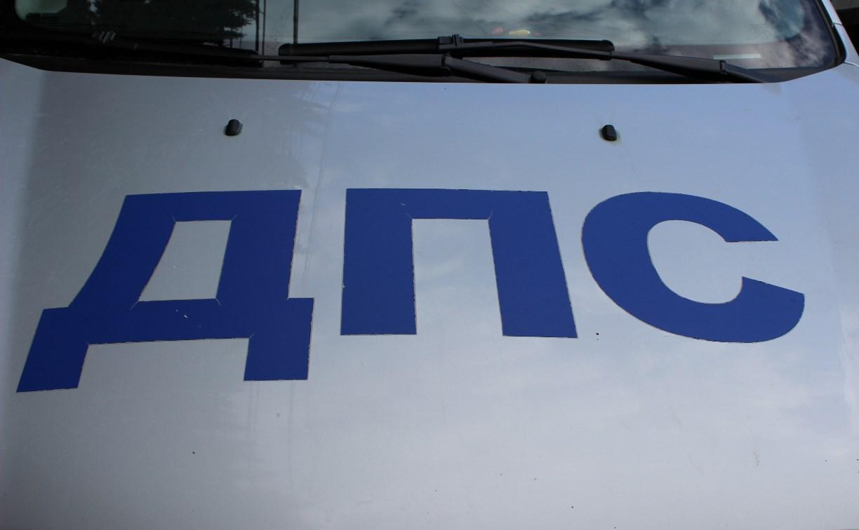 На Калужском шоссе произошла авария: движение ограничено