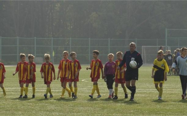 """Юные футболисты """"Арсенала-2004"""" выступят в Курске"""