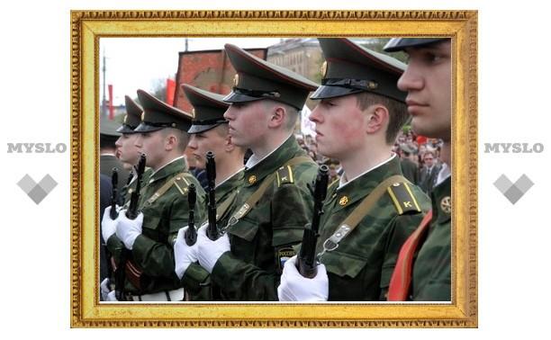 Всех тульских военных до конца года обеспечат жильем