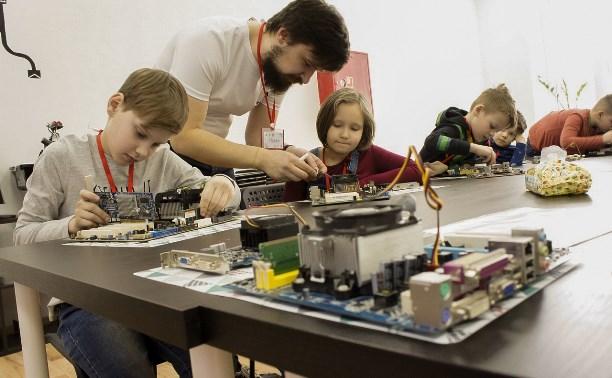 Цифровые навыки будущего для детей