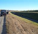 Водитель отечественной легковушки погиб в ДТП из-за пренебрежения правилами безопасности