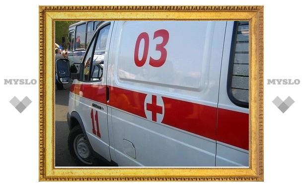Под Тулой сбили женщину: несчастной оторвало ногу