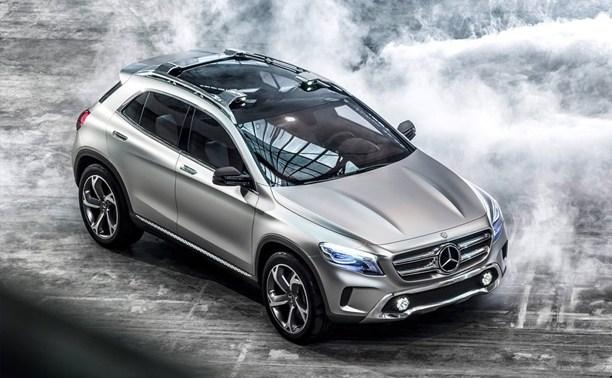Mercedes-Benz GLA: А он мятежный, просит бури!