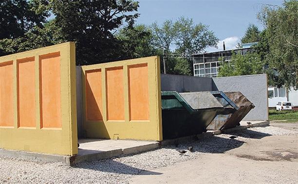 За тульскими мусорками проследят видеокамеры