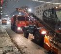 В Туле за один день для обработки дорог использовали 650 тонн противогололедных материалов