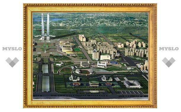 В Туле хотят построить Олимпийскую деревню