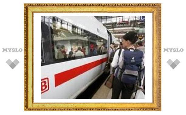 Dauer-Spezial: за 20 - 60 евро по всей Германии на поезде