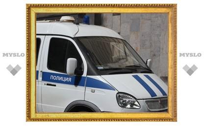В Тульской области поймали похитителя автономеров