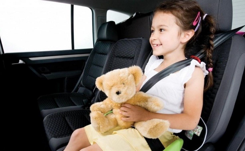 Сотрудники ДПС проверили, как туляки перевозят детей в автомобилях