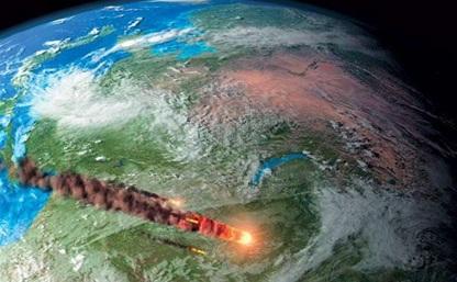 В России появится новый вид ЧС – астероидно-кометная опасность