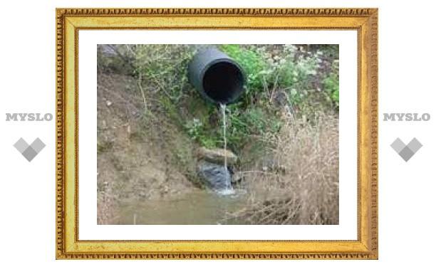 Под Астраханью украли 200 метров водопровода