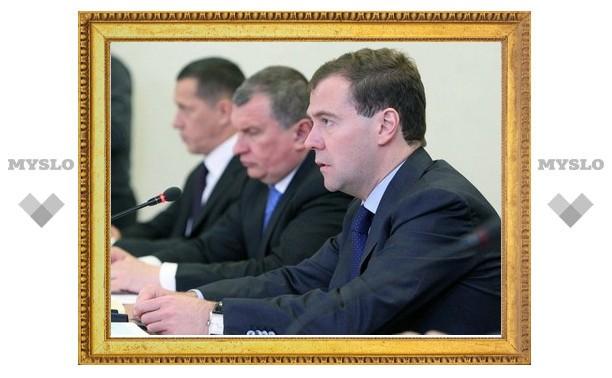 Медведев призвал покончить с экологическим нигилизмом