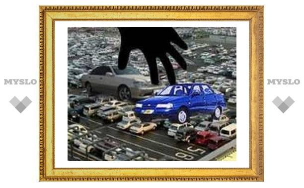 В Туле идет охота на автоугонщиков