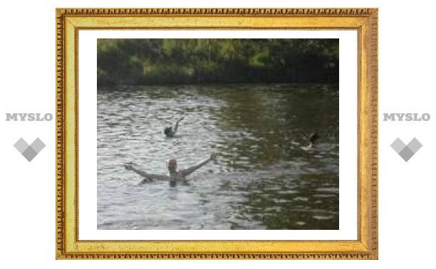 В Туле утонул мужчина?