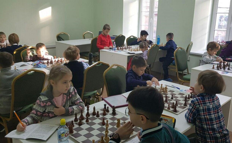В Туле стартовал шахматный турнир для детей