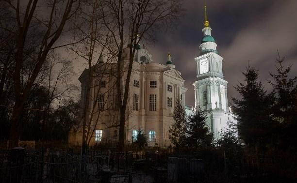 Тульский историко-архитектурный музей открыл сезон экскурсий по Всехсвятскому некрополю