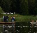 Следователи установили личность утонувшего на пруду в парке мужчины