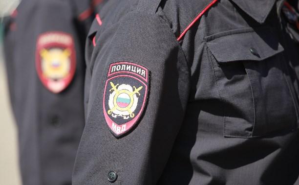 В Киреевске убийца-рецидивист избил полицейского