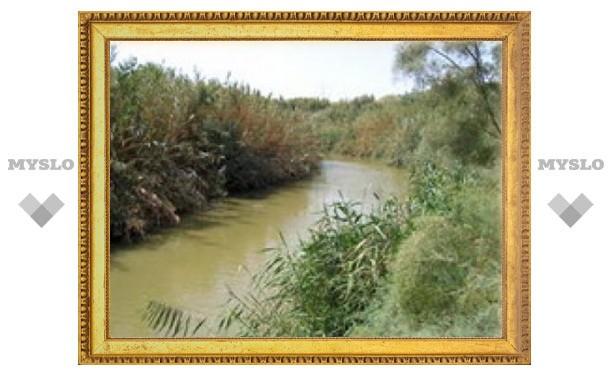 """Река Иордан превратилась в """"сточную канаву"""""""
