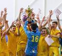 Воспитанники академии «Арсенала» стали победителями Всероссийских соревнований по футболу
