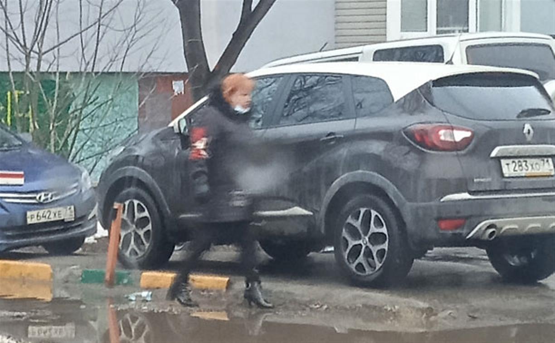«Накажи автохама»: и снова про парковку