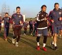Тульский «Арсенал» готовится к матчу с «Соколом»