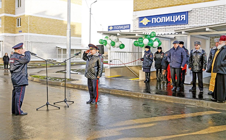 Новости Петровского квартала: безопасность жителей обеспечит полиция