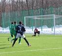 В Туле пройдет футбольный турнир - «Снеговик-2014»