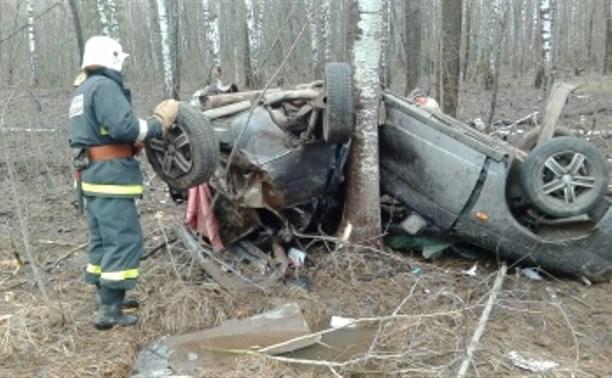В ДТП в Арсеньевском районе погиб мужчина