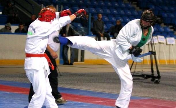 Тульские рукопашники показали себя на «Кубке Белогорья»