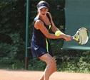 Юные тульские теннисисты выявляют сильнейших в области