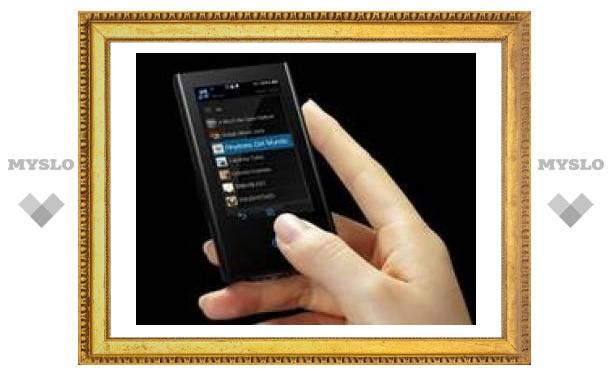 Samsung выпустила iPhon'оподобный плеер
