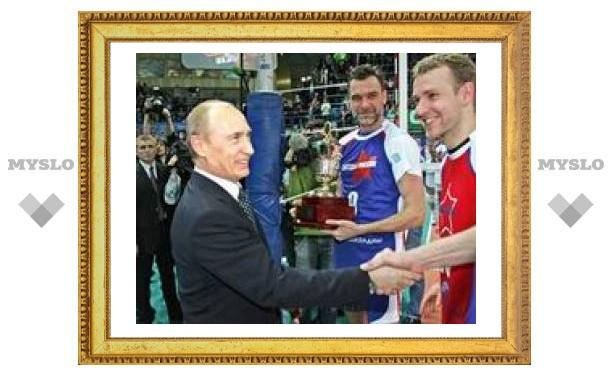 Путин проверил защиту