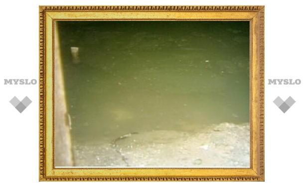 11 подвалов в тульских домах так и останутся затопленными