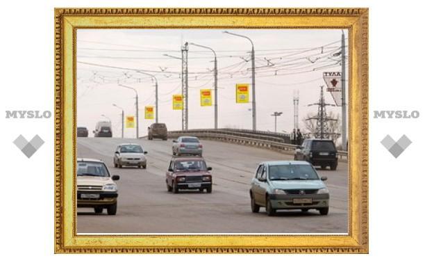 Демидовский мост в Туле реконструируют