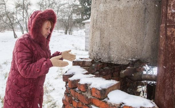 В деревне Миново 10 лет люди живут без воды
