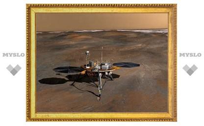"""""""Феникс"""" нашел следы недавней активности Марса"""