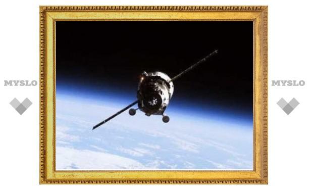 """Космический корабль """"Прогресс М-09М"""" пристыковался к МКС"""