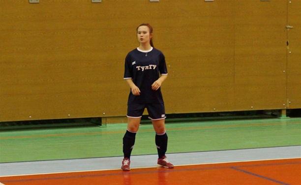 Футболистки ТулГУ одержали первую победу в чемпионате