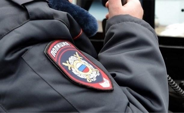 Тульские полицейские изъяли партию контрафактного оружия