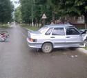 Водитель мопеда устроил ДТП в Щекино