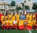 Юные тульские футболисты выиграли турнир Черноземья