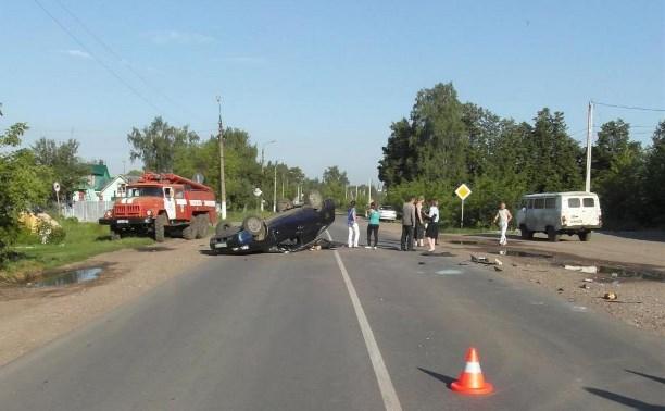 В аварии в Воловском районе погиб молодой мужчина