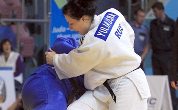Тульская дзюдоистка стала бронзовым призёром Кубка Европы