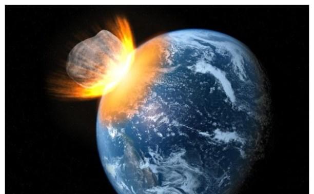Крупный астероид может столкнуться с Землей