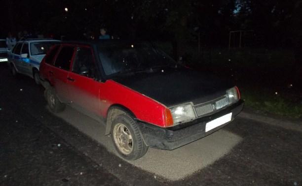 В Кимовске водитель ВАЗа сбил 6-летнего мальчика