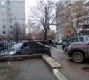 В Советском районе произошло ДТП с четырьмя автомобилями