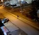 В Алексине двое парней расколотили огнетушителями чужой автомобиль: видео